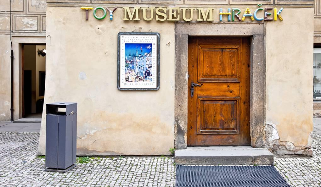 Музей Игрушек в Праге (ЗАКРЫТ)