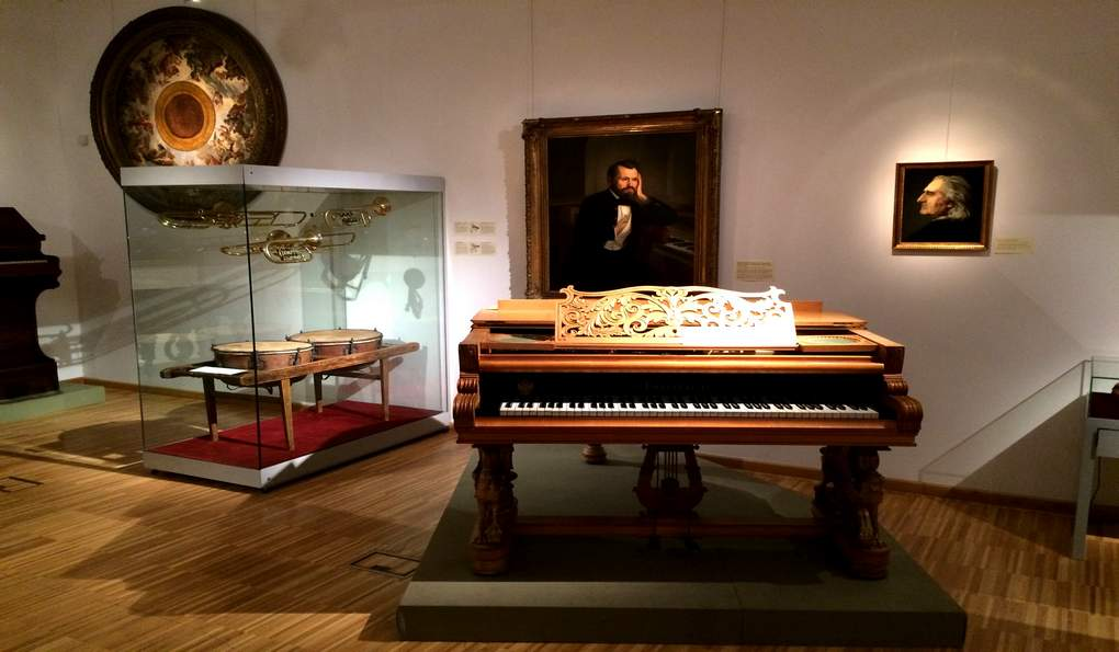 Музей Истории Музыки в Будапеште