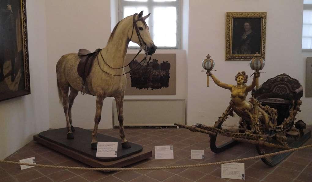 Музей Карет и Музей Фарфора в Нимфенбурге