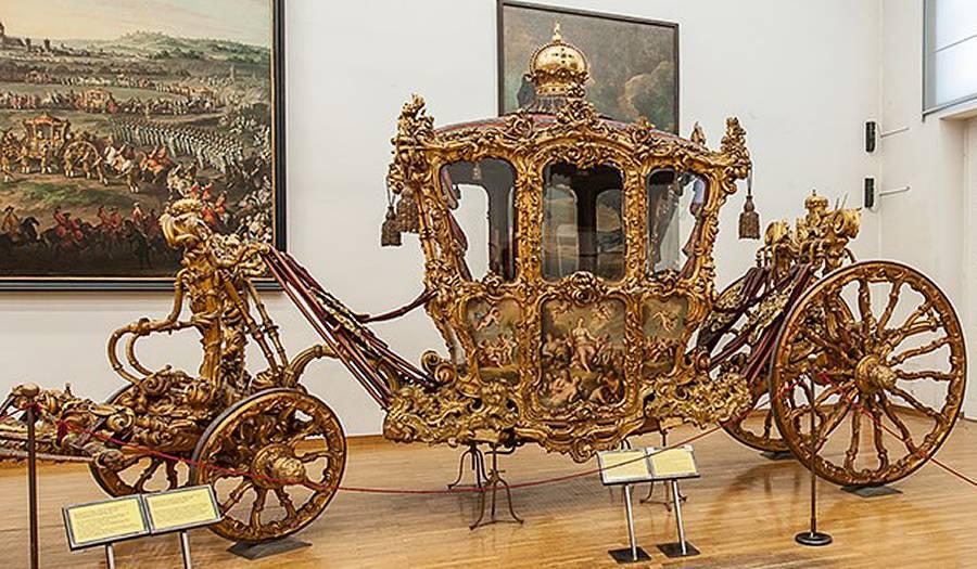 Музей Императорских Карет в Вене Wagenburg