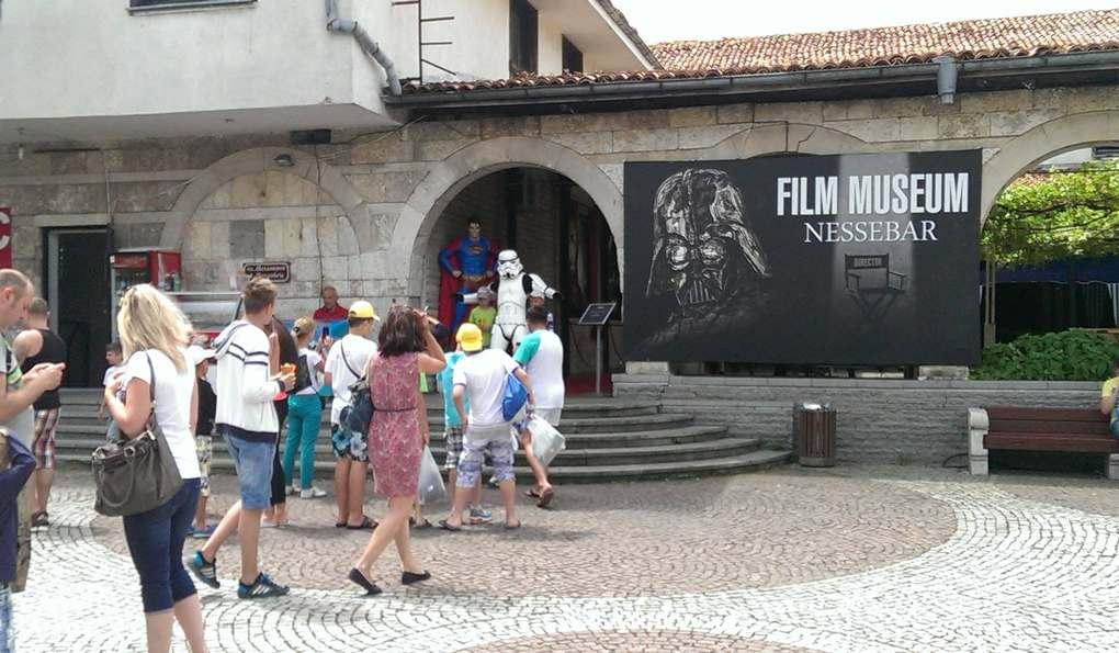 Музей Кино в Несебре