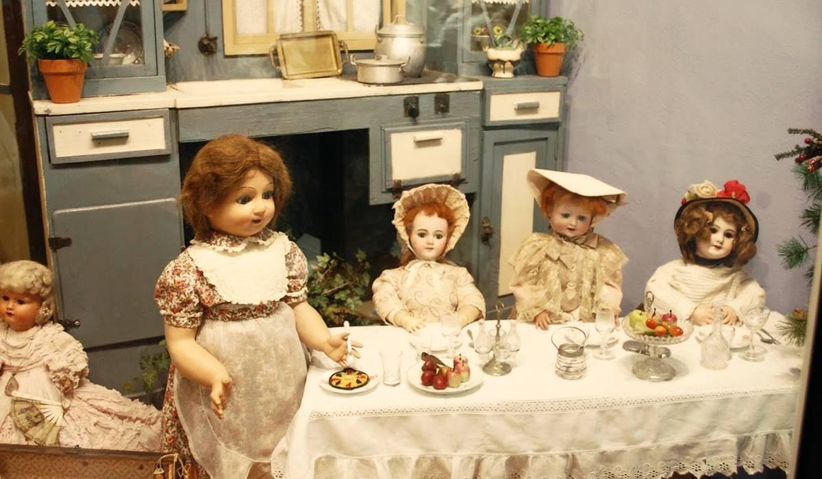 Музей Кукол в Коста Брава