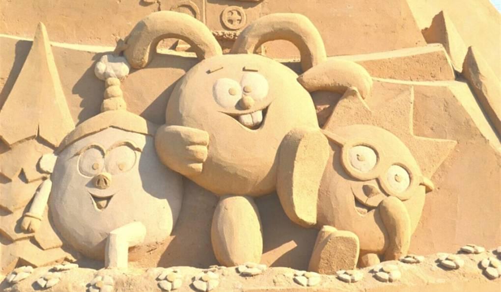 Комплекс Песчаных Скульптур Sand City