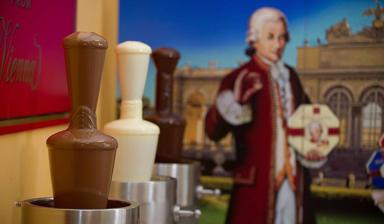 Музей Шоколада в Вене