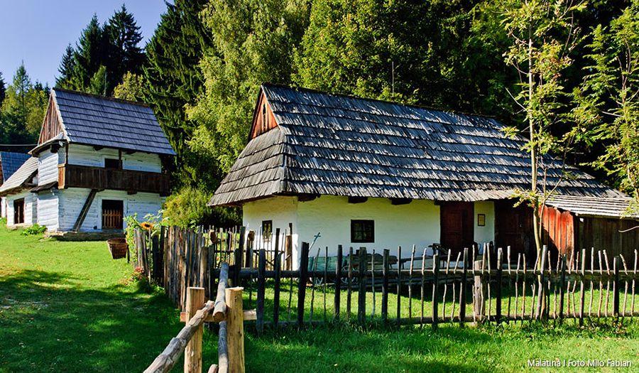 Музей Словацкой Деревни