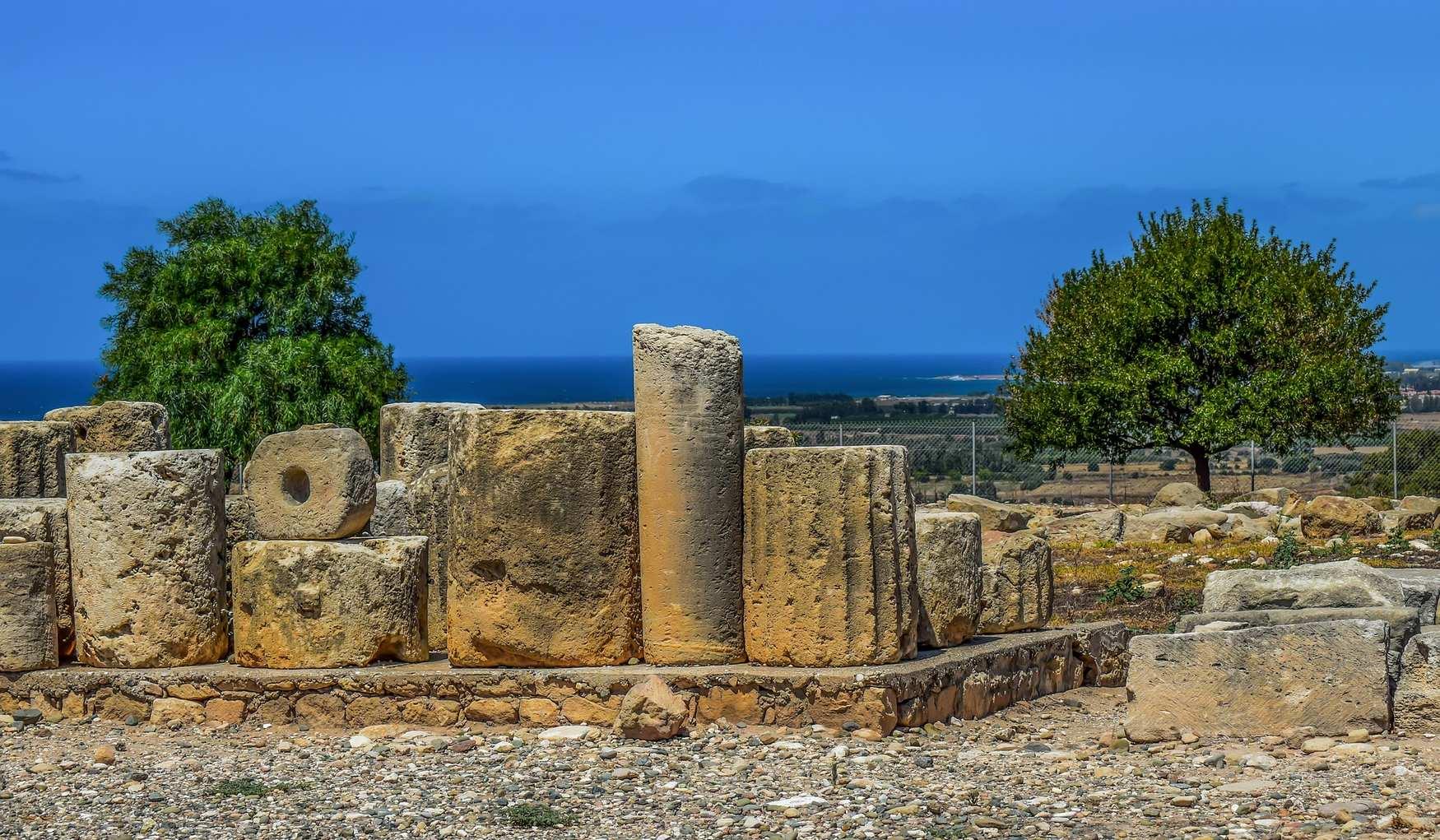 Храм Афродиты в Куклии