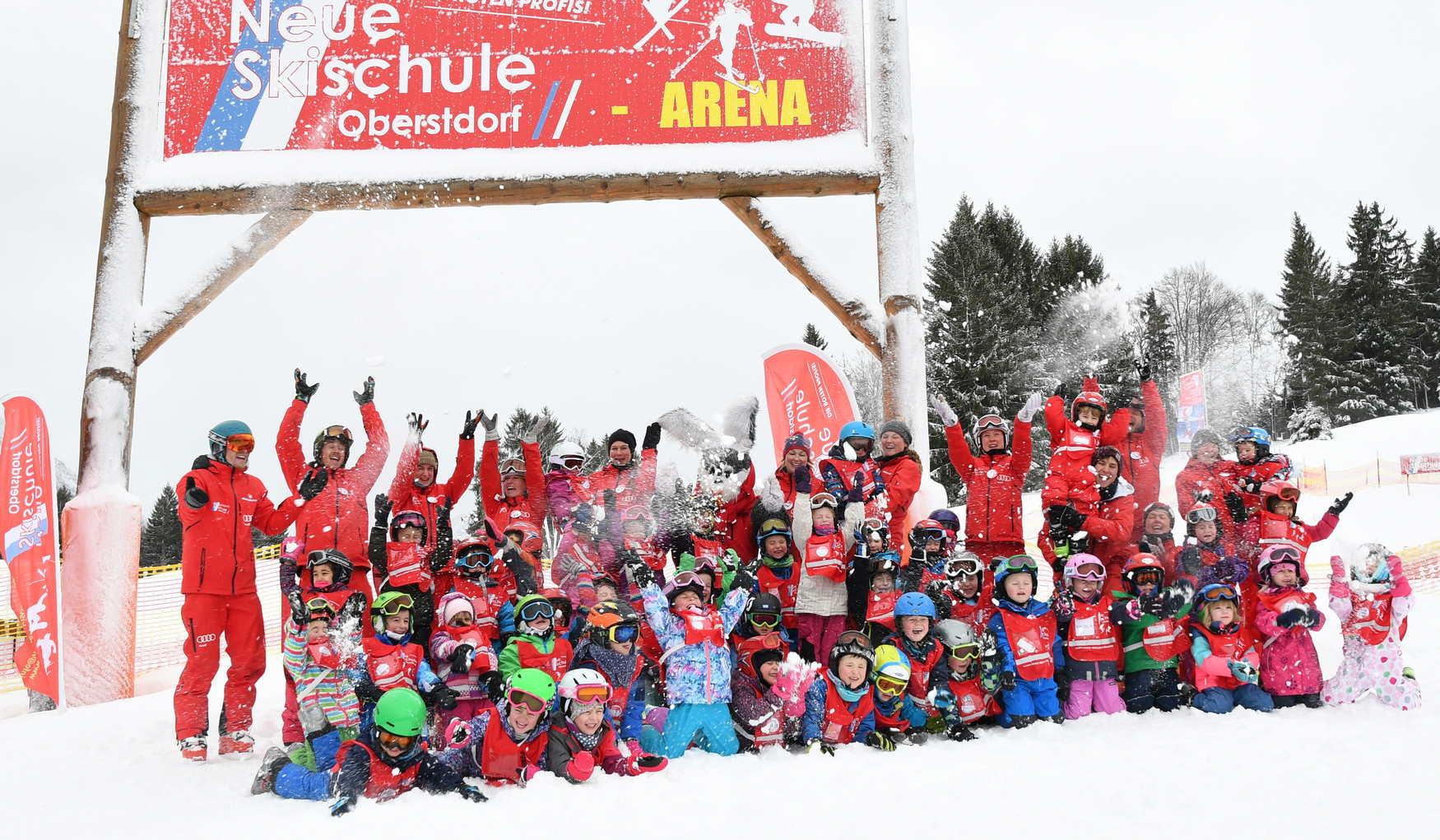 Лыжная Школа Neue Skischule Oberstdorf