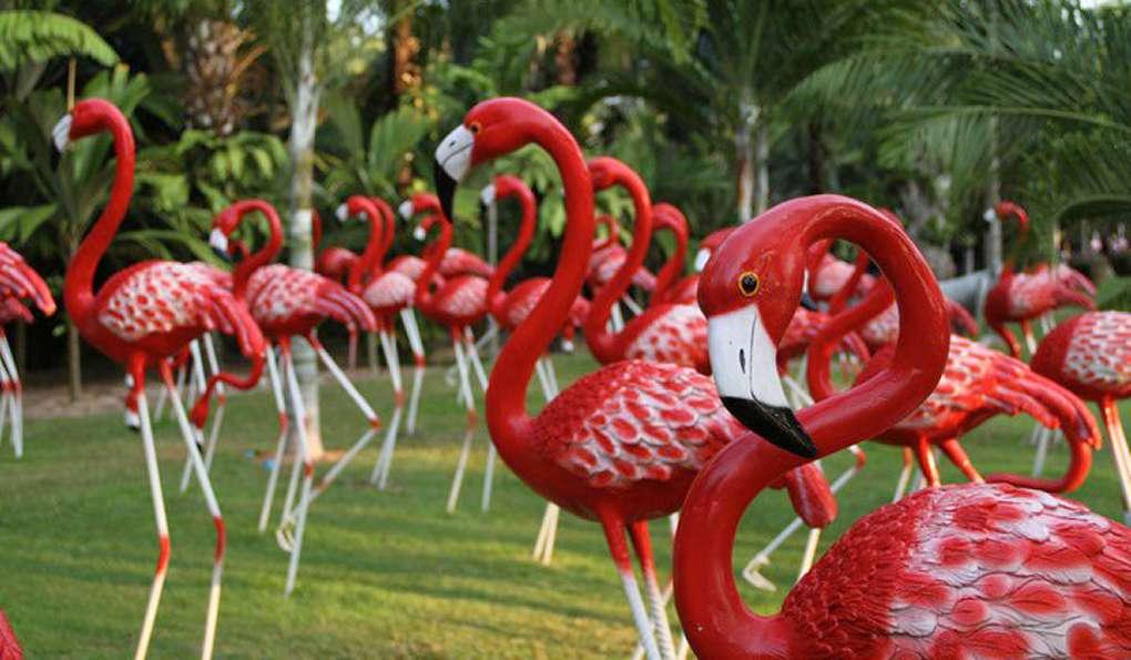 Нонг Нуч Тропический Парк