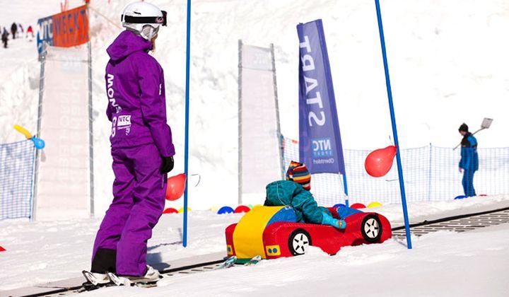 Лыжная Школа NTC Oberstdorf