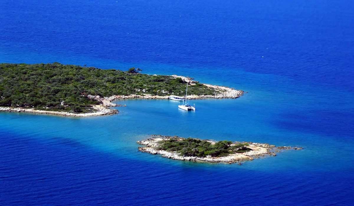Остров Клеопатры