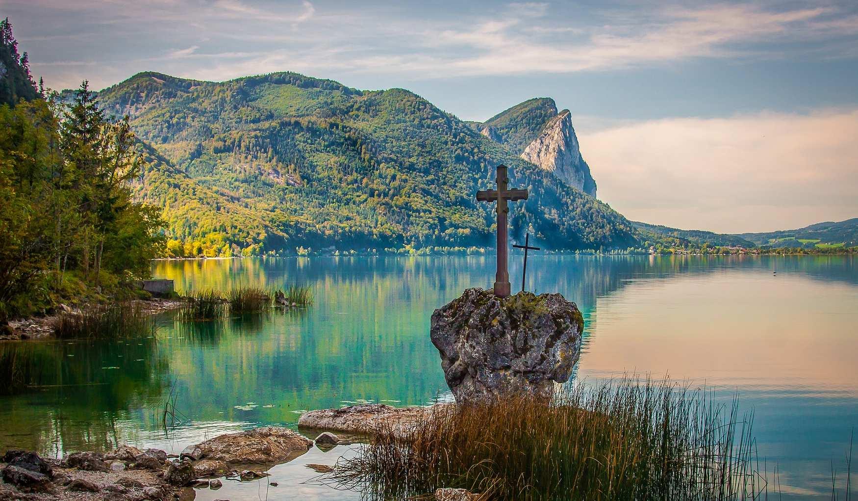 Озеро  Мондзее