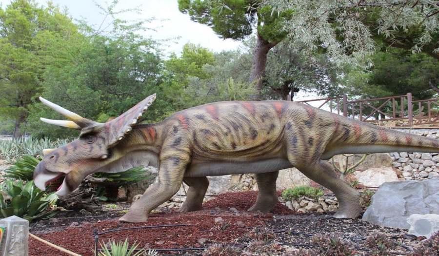 Парк Динозавров Айя-Напы (ЗАКРЫТ)