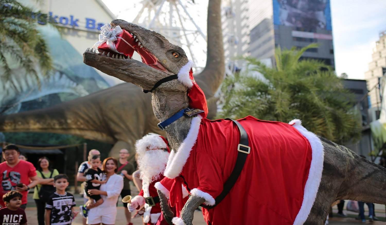 Парк Динозавров Dinosaur Planet