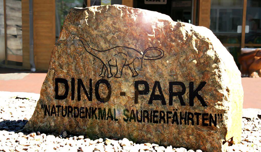 Парк Динозавров Мюнхехаген