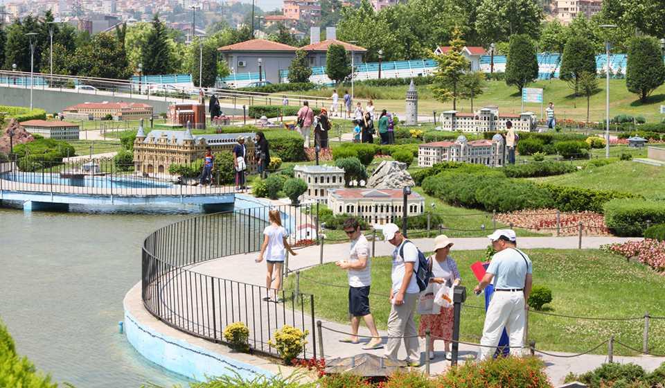Парк Миниатюрк (Стамбул, Турция) - авторский обзор, часы работы, цены, фото  | Коллекция Кидпассаж