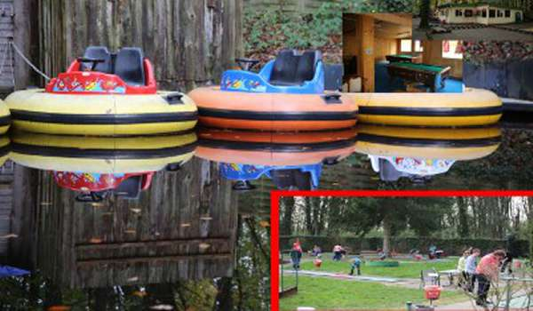 Парк Отдыха и Развлечений Blauer See