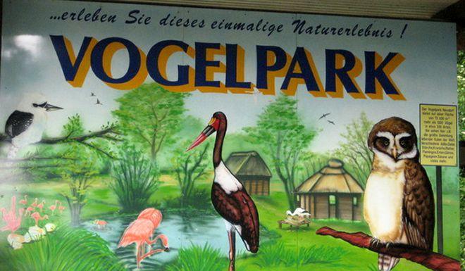 Парк Птиц в Ниндорфе