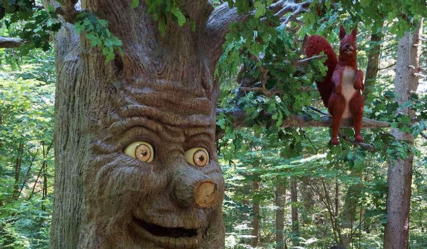 Парк Развлечений Märchenwald