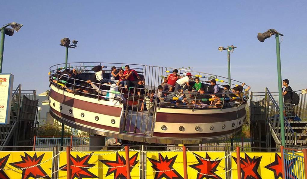 Парк Развлечений Wonderland (ЗАКРЫТ) (Дубай, ОАЭ) - авторский обзор, часы  работы, цены, фото | Коллекция Кидпассаж