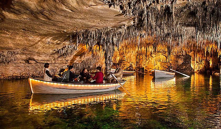 Пещера Дракона на Майорке