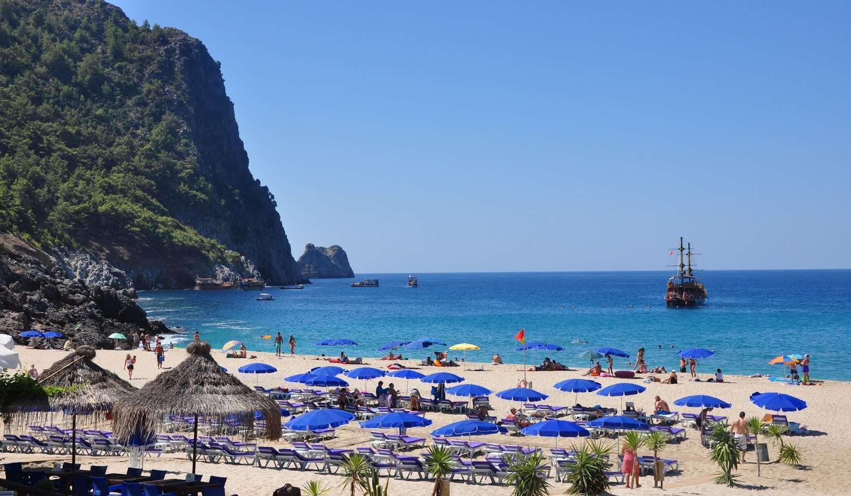 Пляж Дамлаташ