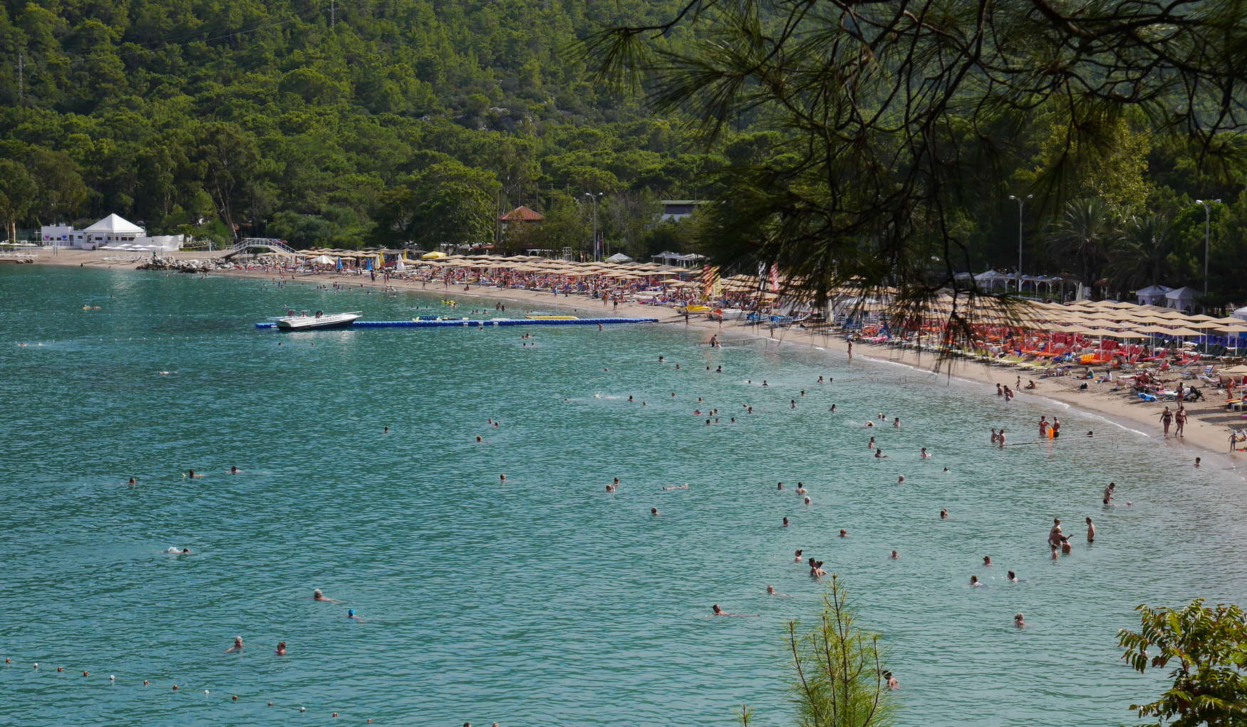 Пляж Мунлайт