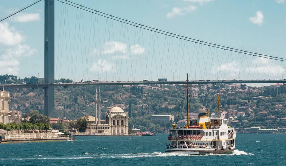 Прогулка по Босфору (Стамбул, Турция) - авторский обзор, часы работы, цены,  фото | Коллекция Кидпассаж