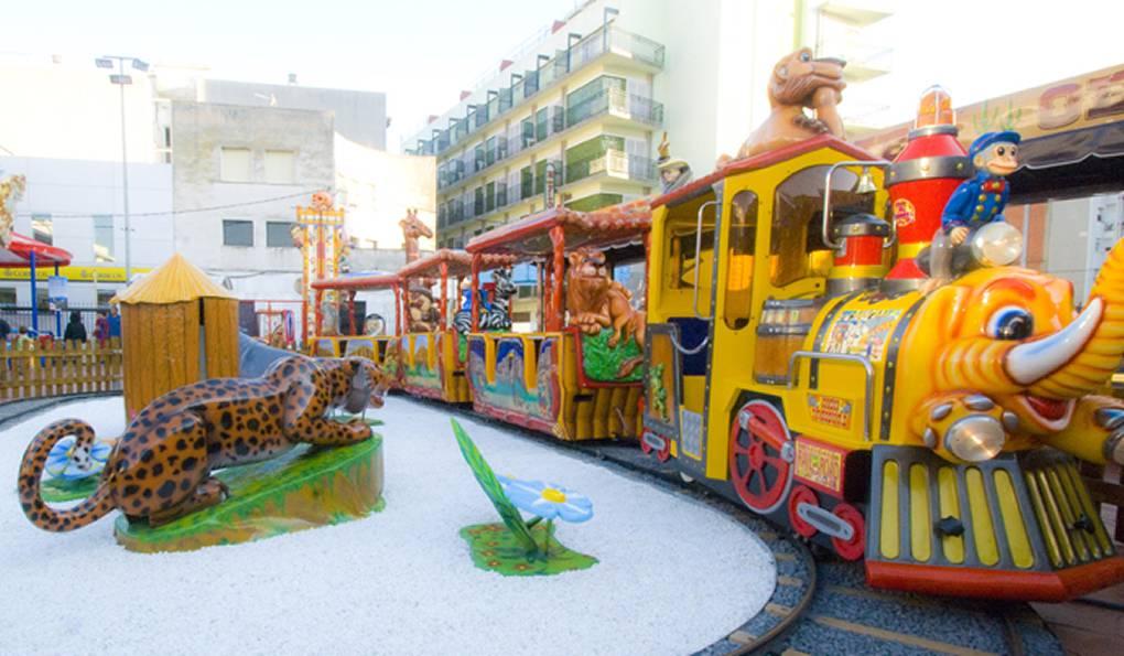 Развлекательный Парк Sould Park