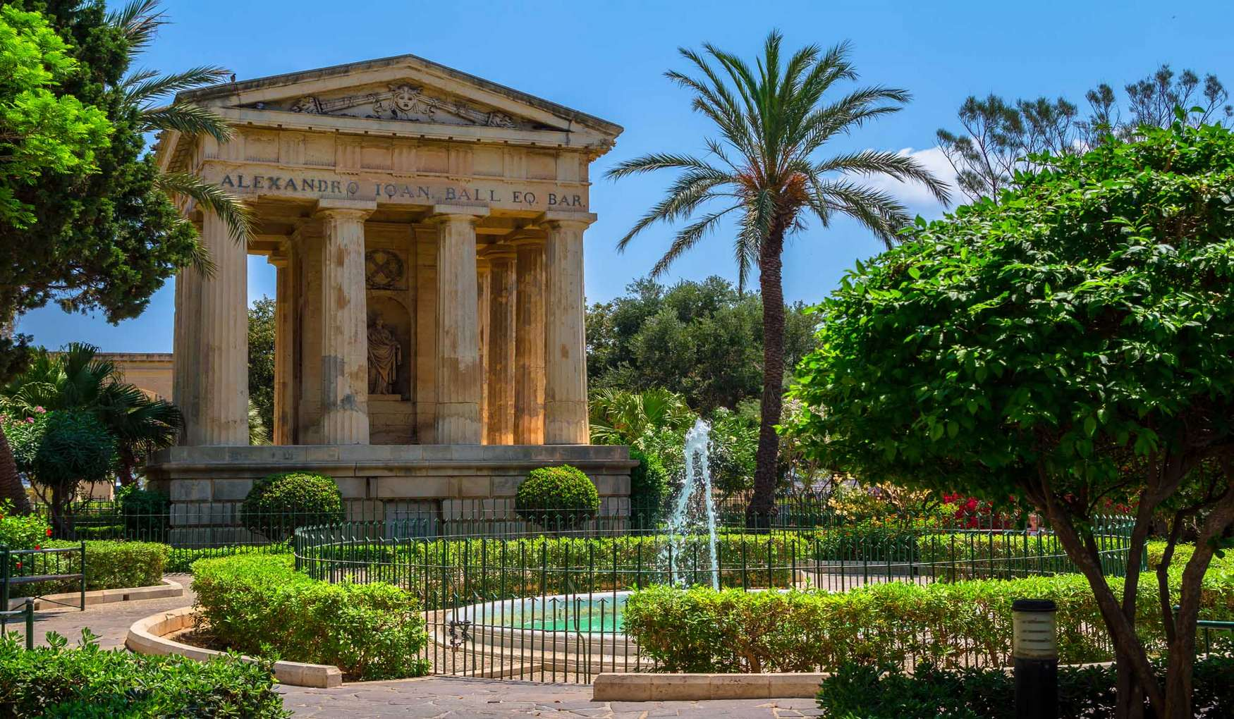 Сады Баракка