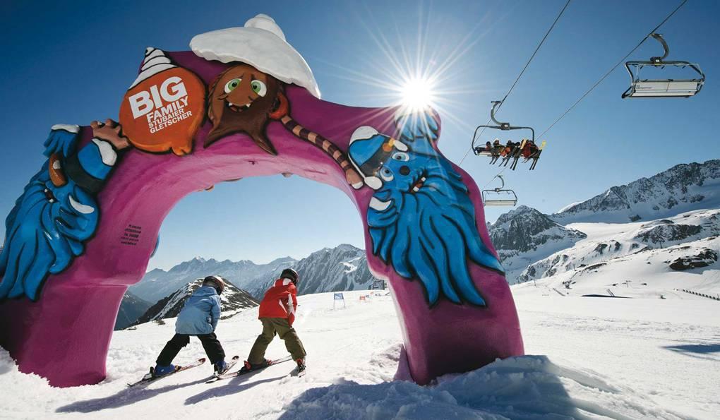 Лыжная Школа Neustift-Stubaier Gletscher