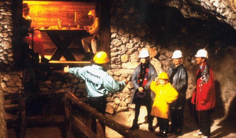 Серебряный Рудник в Шваце