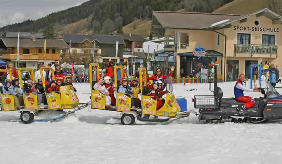 Лыжная Школа Sport Skischule Kleinarl
