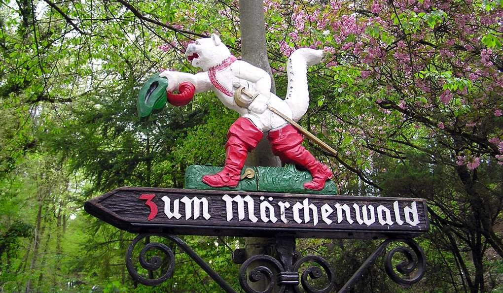 Сказочный Парк Märchenwald