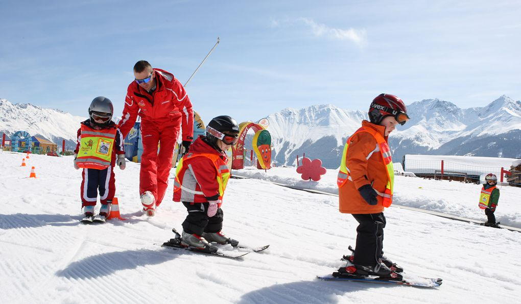 Лыжная Школа Fiss-Ladis