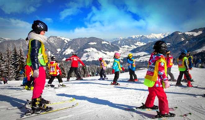 Лыжная Школа Hochtal Wildschonau