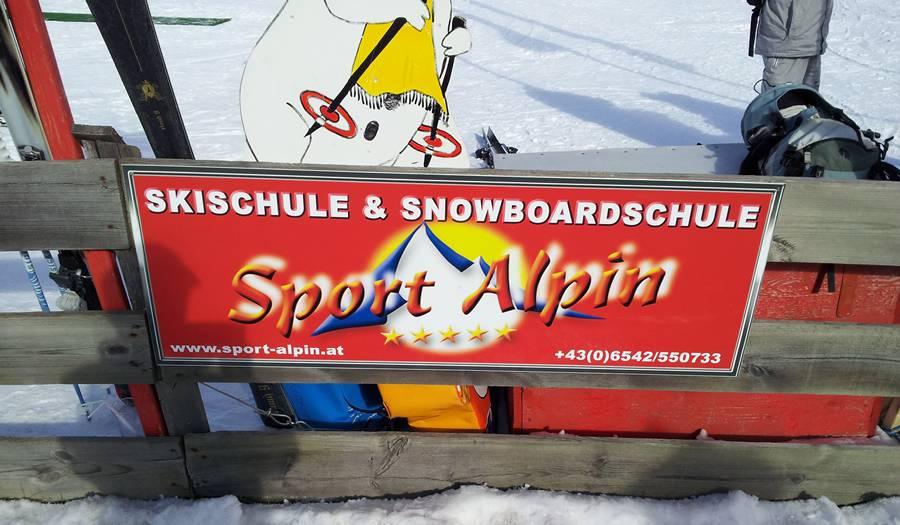 Лыжная Школа Sport Alpin