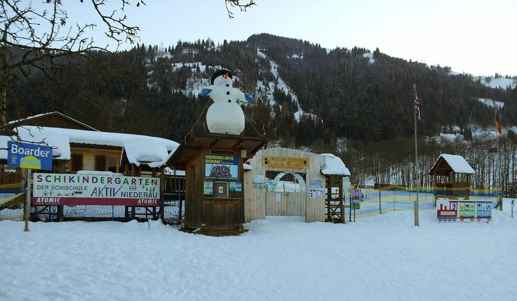 Лыжная Школа Aktiv Niederau