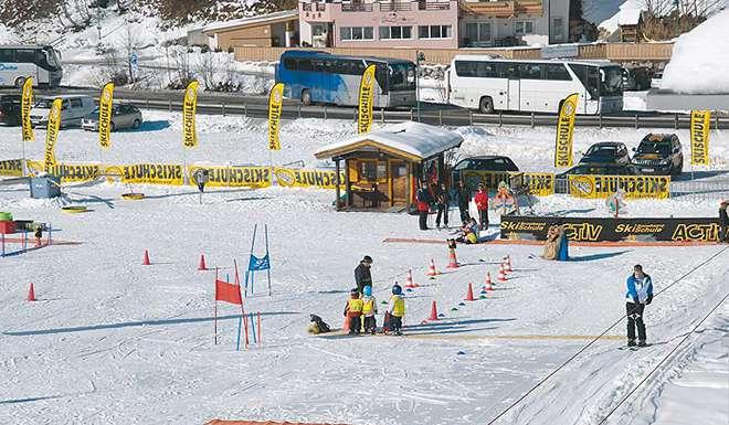 Лыжная Школа Aktiv Hinterglemm