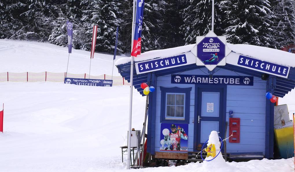 Лыжная Школа Hermann Maier