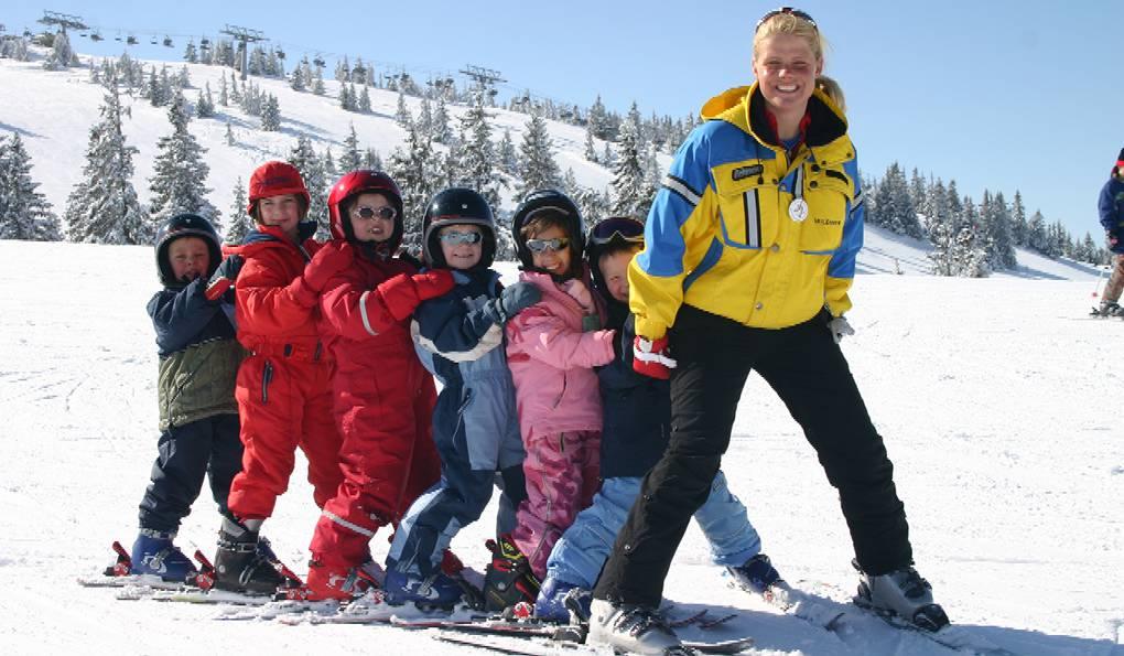 Лыжная Школа Scheffau