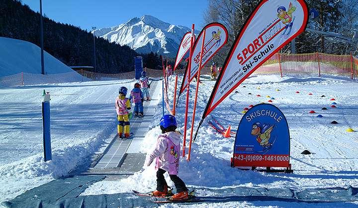 Лыжная Школа Sportaktiv