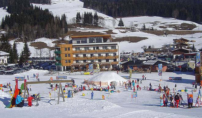 Лыжная Школа Skizene Ski School Leogang
