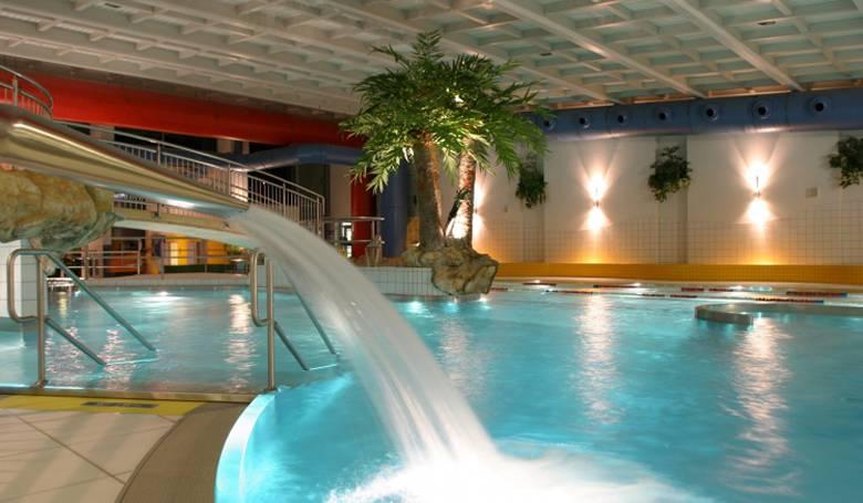 Центр Отдыха Erlebnisbad & Fitness-Studio