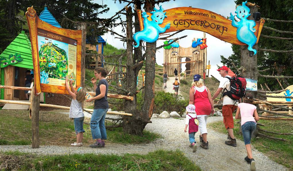 Парк Развлечений Gaisterberg