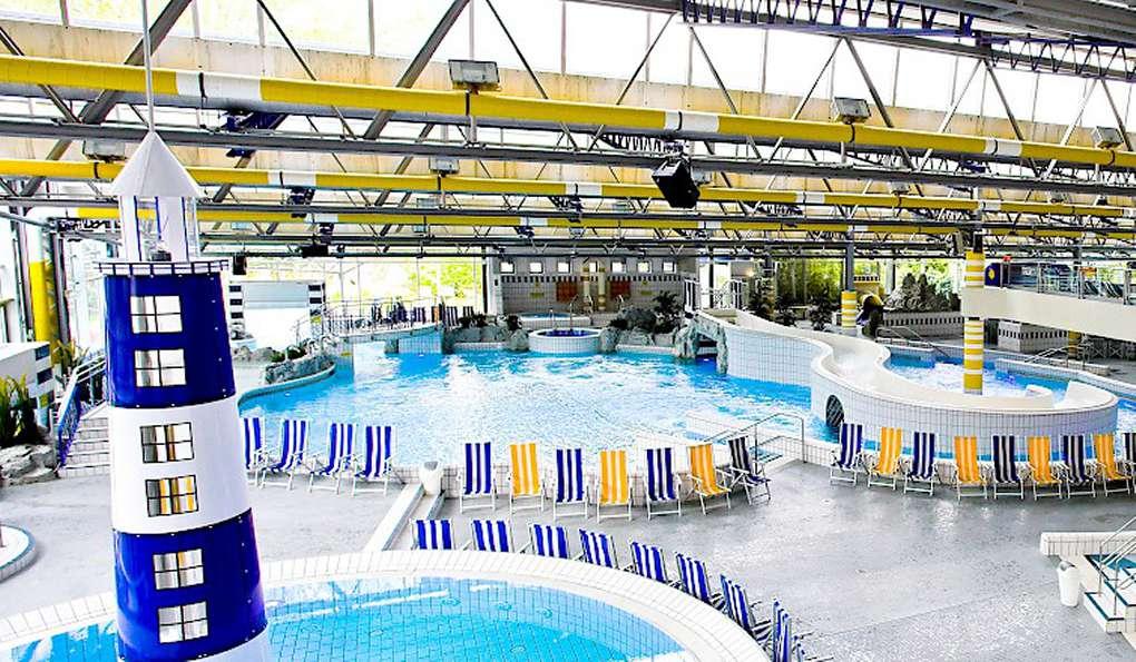 Центр Водных Развлечений Dusselstrand