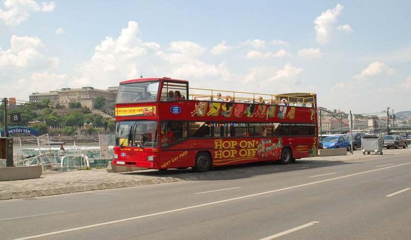 Туристические Автобусы в Будапеште