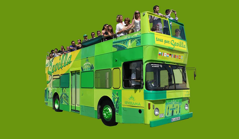Туристический Автобус Севильи