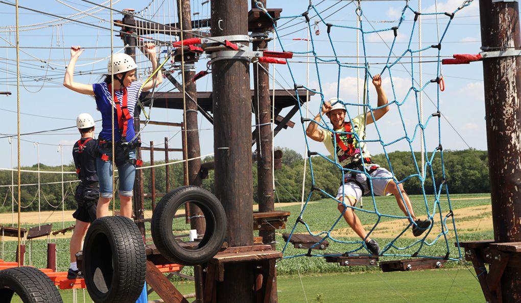 Веревочный Парк Action Park