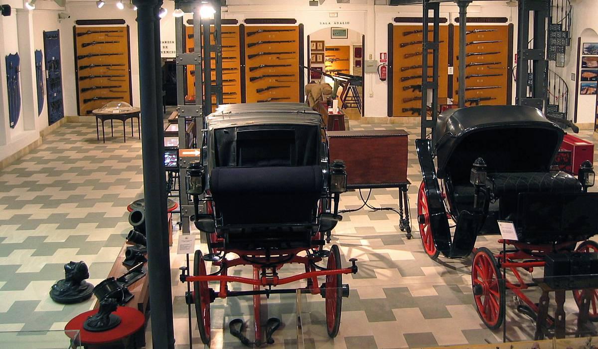 Военный Музей Севильи