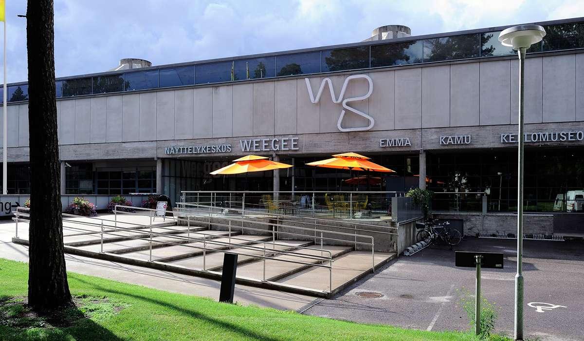 Выставочный Центр WeeGee
